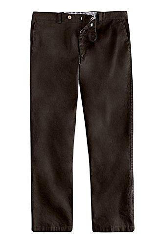 JP 1880 Grandes tailles Pantalon chino marron 27 694691 32-27