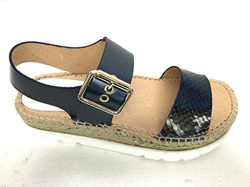 KANNA mujer sandalias azules KV5043 turquesa