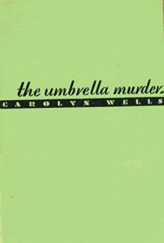 The Umbrella Murder: A Fleming Stone Story