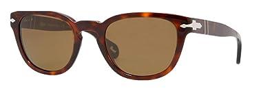 291cab5fc2 Persol PO2961S Sunglasses-24 57 Havana (Crystal Brown Polarized Lens)-51mm