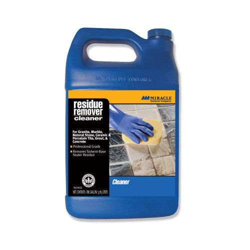 Miracle Sealants RES/REM GAL SG Residue Remover, Gallon by Miracle Sealants