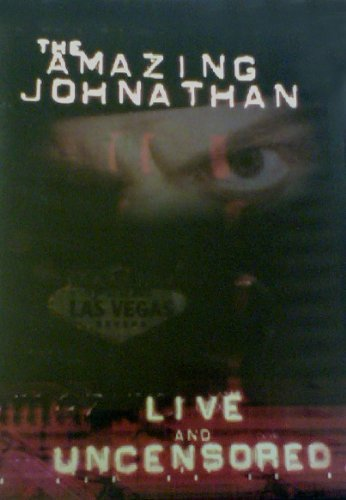 The Amazing Johnathan: Live and Uncensored