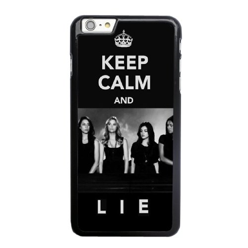 Coque,Coque iphone 6 6S 4.7 pouce Case Coque, Pretty Little Liars Theme Song Cover For Coque iphone 6 6S 4.7 pouce Cell Phone Case Cover Noir