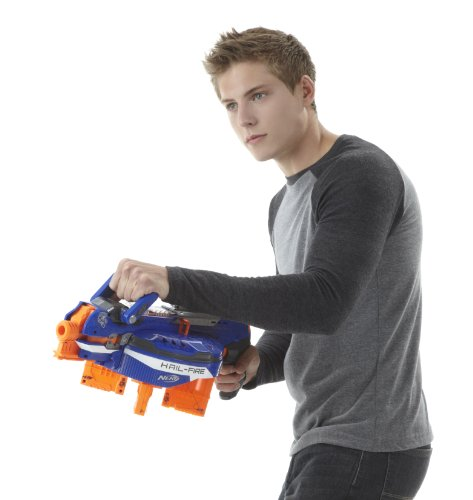 Nerf N-Strike Elite Hail-Fire Blaster(Discontinued by manufacturer) by NERF (Image #5)