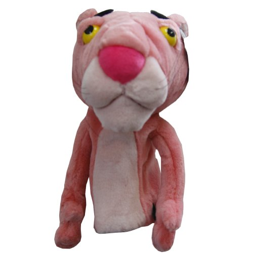 [Winning Edge Designs Pink Panther Head Cover] (Winning Edge Designs Animal Headcovers)