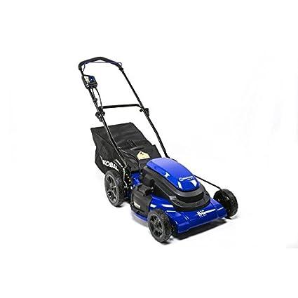 Amazon.com: Kobalt - Cortacésped eléctrico de ...
