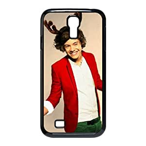 WJHSSB Customized Harry Styles Pattern Protective Case Cover Skin for Samsung Galaxy S4 I9500