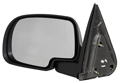 NEW LEFT DRIVER DOOR MIRROR GMC 99-04 SIERRA 2500HD 00-06 YUKON XL 1500 2500 25876714 GM1320208 (Suburban New Driver Left)