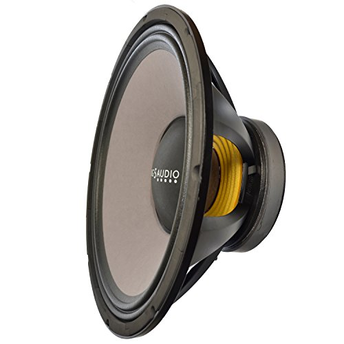 Mid Bass Loudspeaker Driver - Y-DJ Subwoofer Speaker Replacement 18