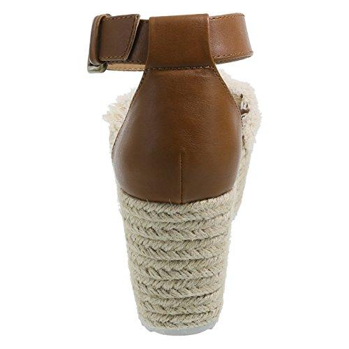 4ca2d3e54ab Brash Women s Tessa Platform Wedge Sandal