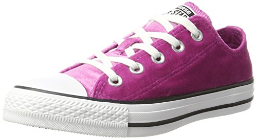 Unisex-erwachsene Converse Cta Bue Rosa Zaffiro Bianco Sneaker Rosa (zaffiro Rosa)