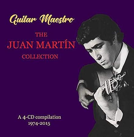 Guitar Maestro: The Juan Martin Collection: Juan Martin: Amazon.es ...