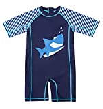 Anwell Baby Rashguard One Piece Swimsuit...