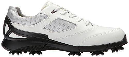 Black ECCO Base Hydromax ECCO Mens Golf Mens White One Shoe vxxq8fwO