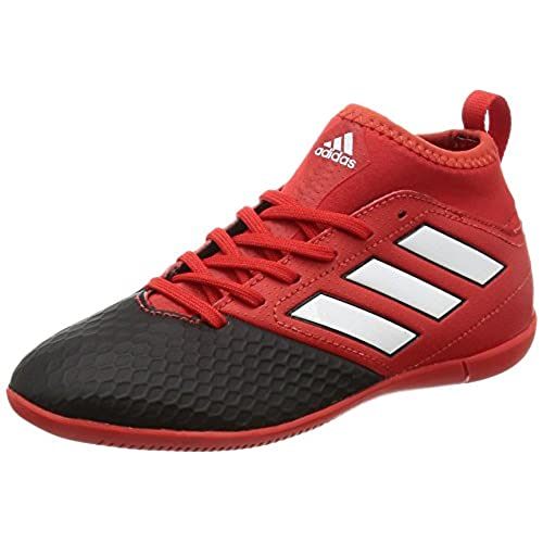 As Adidas Primemesh 17,3 Tf, Bottes Pour Hommes De Football, Rouge (rouge / (rouge / Ftwbla / Negbas) 000), 40 Ue