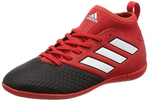 adidas Jungen Ace 17.3 in J Fußballschuhe Rot (Red/ftwr White/core Black)