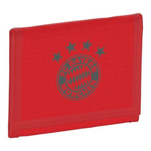 2018-2019 Bayern Munich Adidas Wallet (Red)