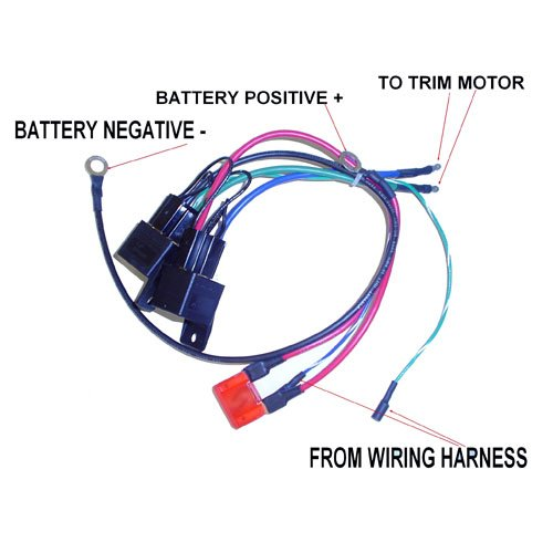 Wiring Harness Company In Uae : Db electrical trm new wiring harness for converts