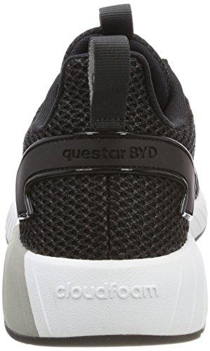 Adidas Heren Questar Byd, Cblack / Cblack / Carbon Black