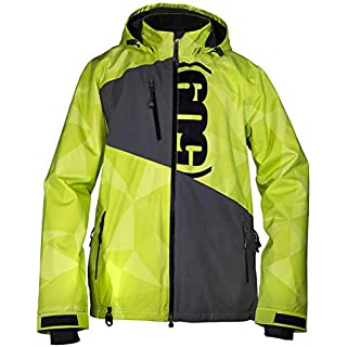 Sale Off 509 Evolve Jacket Shell (Lime - Large)