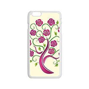 The Love Tree Hight Quality Plastic Case for Iphone 6 wangjiang maoyi