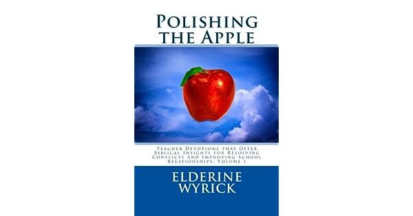 Amazon.com: Polishing the Apple: Teacher Devotions that ...