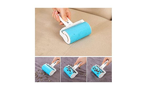 zero waste reusable sticky lint roller