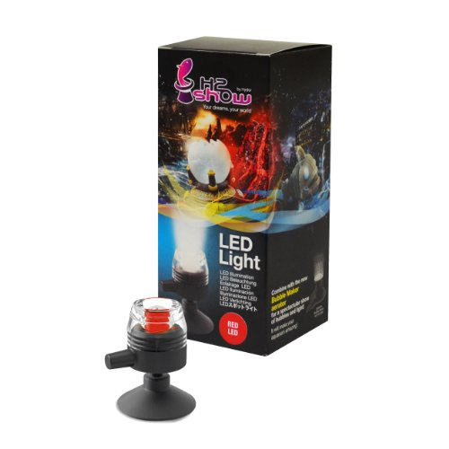 H2Show Red LED - Submersible Spotlight for Aquariums