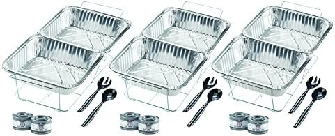 Sterno Products 24-Piece Disposable Party Set