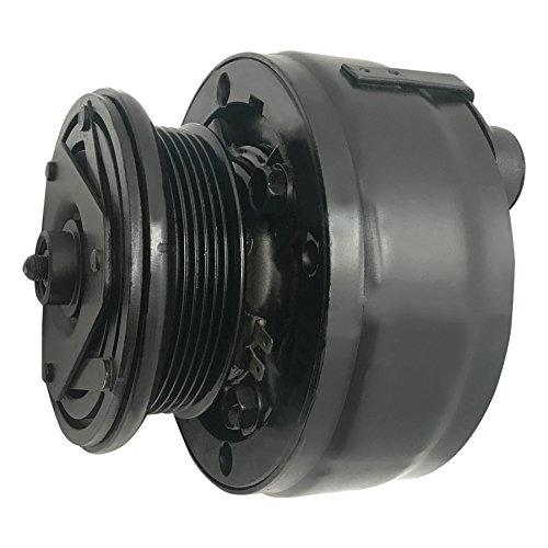RYC Remanufactured AC Compressor and A/C Clutch EG237