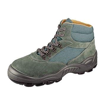 Panter Schuh Sicherheit Stahlkappe Schablone S. Zion Brega 43