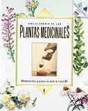 img - for Enciclopedia De Las Plantas Medicines (Bibleoteca Educacion Salud, 2 volume set) book / textbook / text book