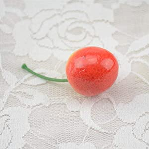 be-my-guest 10pcs/lot Mini Plastic Foam Fruits and Vegetables Artificial Plant for Wedding Decoration DIY Gift Scrapbooking Craft Plant,4 2