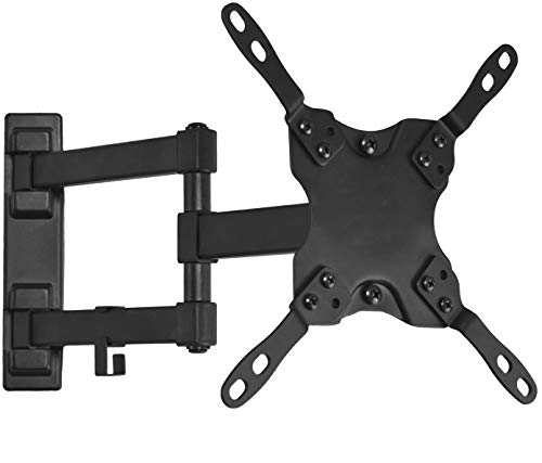 (VIVO TV Wall Mount for 13 to 42 inch LCD LED Plasma Screens | Fully Articulating VESA Stand Bracket (MOUNT-VW01))