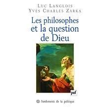 Philosophes et la question de Dieu (Les)