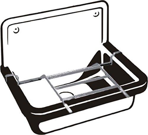 ALAPE ALAPEKLR Aluminium-Klapprost