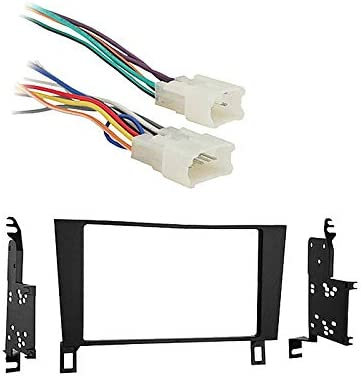 [DIAGRAM_3US]  Amazon.com: Compatible with Lexus LS400 1990 1991 1992 Double DIN Stereo  Harness Radio Install Dash Kit Package: Car Electronics | 1990 Lexus Ls400 Wiring |  | Amazon.com