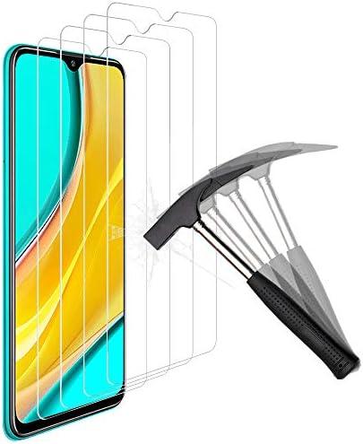 1 Pezzi Protezione Schermo Facile da Pulire SONWO Pellicola Protettiva in Vetro Temperato per iPhone XR Trasparente