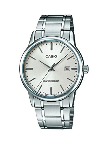 Casio MTP V002D 7A Standard Analog Stainless