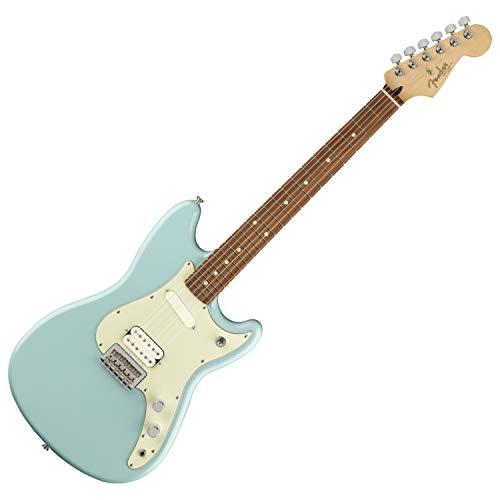 Fender Duo-Sonic HS 6-String Electric Guitar w/ Pau Ferro - Daphne ()