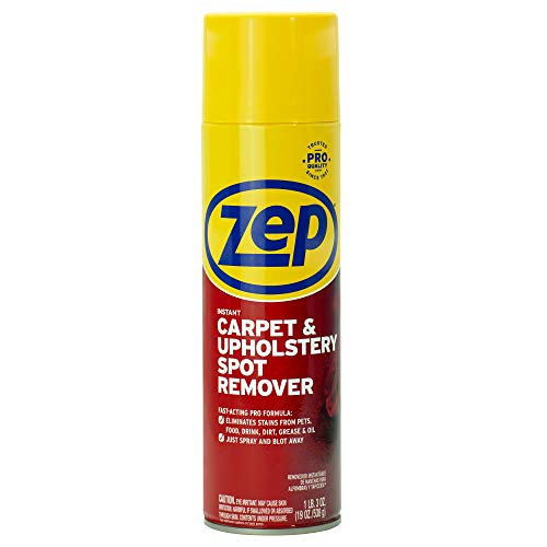 Zep ZUSPOT19 Instant Spot and Stain Remover, 19 oz