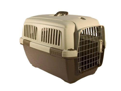 Marchioro Clipper Cayman 3 Pet Carrier, 25-inches, Tan/Brown (Marchioro Pet Carriers)