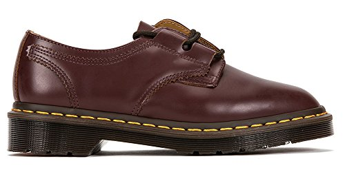 Dr. Martens 1461 Ghillie Oxford Schoenen, R22695601, Oxblood, Uk 7 (us Mens 8 Womens 9)