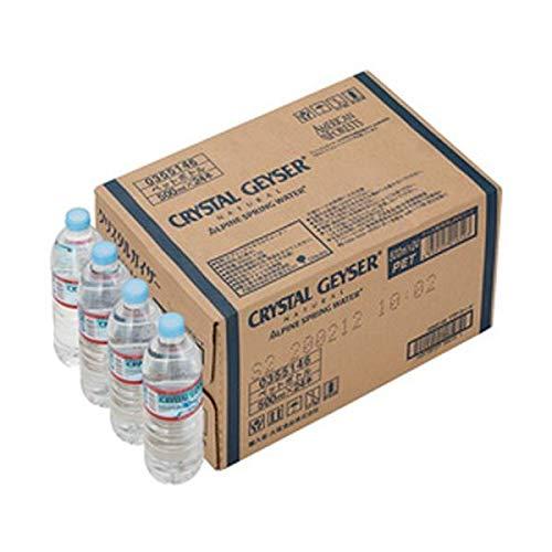 (まとめ)大塚食品 クリスタルガイザー 500ml 1箱(24本)【×3セット】 フード ドリンク スイーツ 水 ミネラルウォーター その他の水 ミネラルウォーター 14067381 [並行輸入品] B07S322D5Z