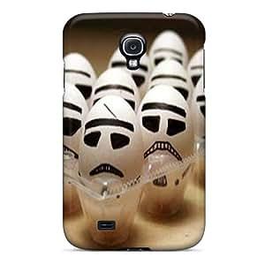 New Fashion Premium Tpu Case Cover For Galaxy S4 - Eggs Army