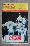 Peoples Drug 1989 Baseball Preview Sports Calendar - Los Angeles Dodgers/Orel Hershiser