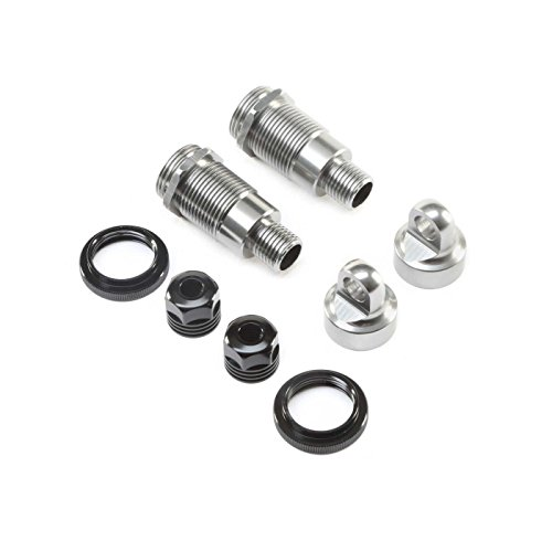 Losi Shock Body and Collar Set, Front (2): Super Baja Rey, LOS254041