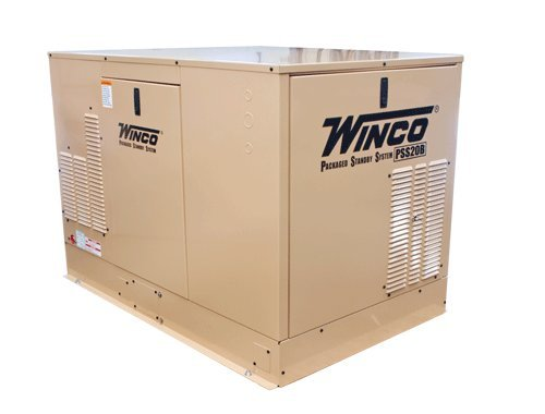 Winco PSS20B4W Air-Cooled - Emergency Standby Generator