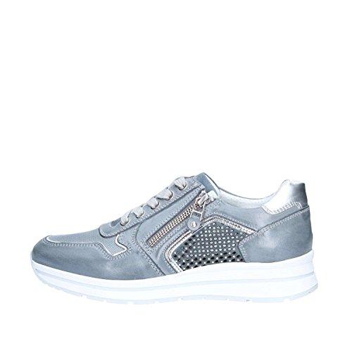 Blu P805241d Navy Giardini Nero Sneakers Donna OIzq5xvxwn