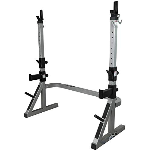 Valor Fitness BD-17 Combo Squat and Bench Press Rack